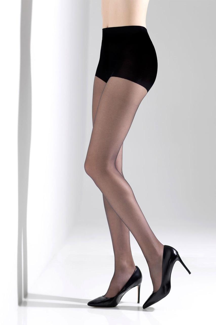 0d9a9d851e16f Exceptional Sheer High Heel Pantyhose - The Natori Company