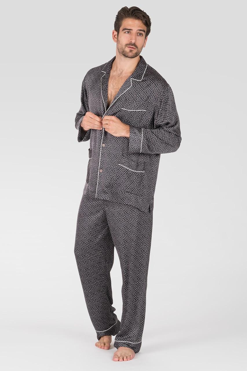 7b6c5284864 Mens labyrinth the natori company jpg 853x1280 Mens sleepwear romper
