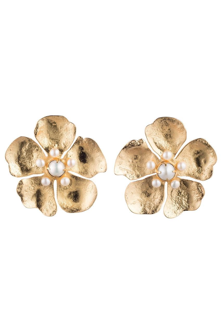 Pearl Necklace Bracelet Earrings Women Jewelry Sets 61152054 ZO