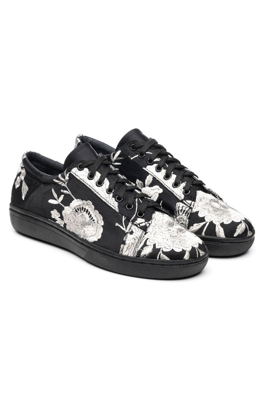 53501105b6 Embroidered Sneakers