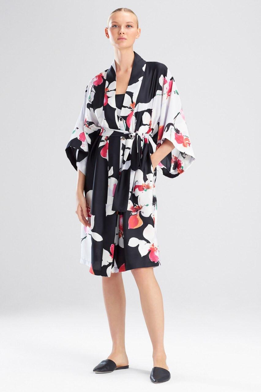 401e4405a5 Natori Cattleya Robe