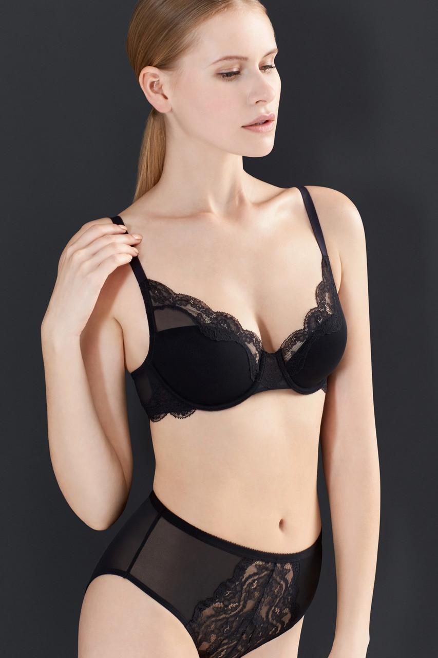 Details about  /Natori Women/'s Body Double Lace-Trim Full-Fit Bra