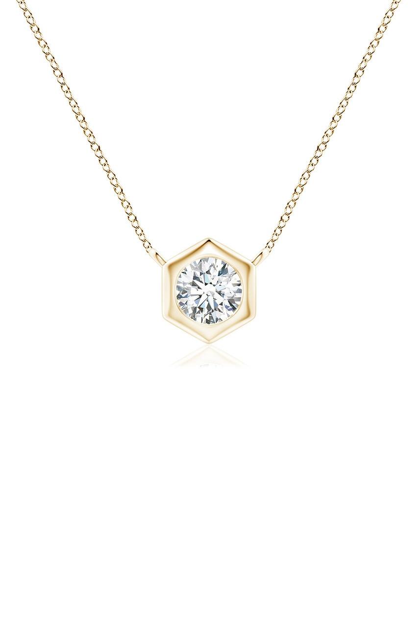 Indochine Diamond Pendant Necklace