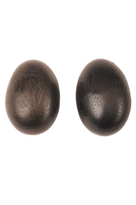 Buy Acacia Wood Teardrop Earrings from