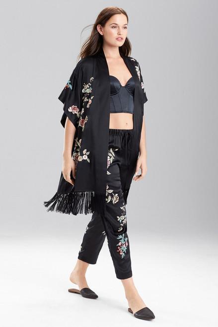 Buy Josie Natori Embroidery Wrap from