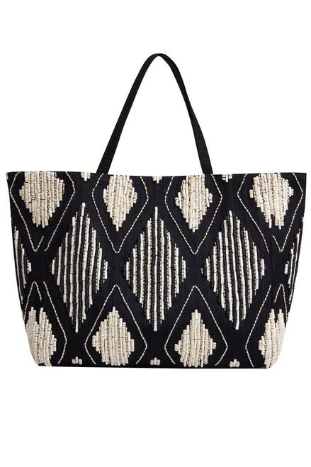 Buy Josie Natori Standing Diamond Bag from