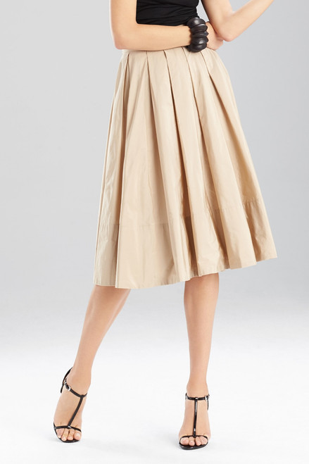 Taffeta Skirt at The Natori Company