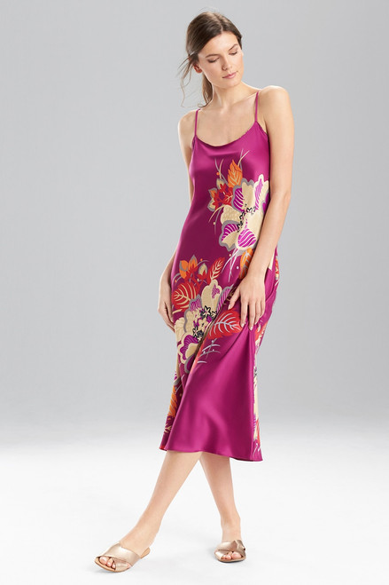 Imperial Floral Gown