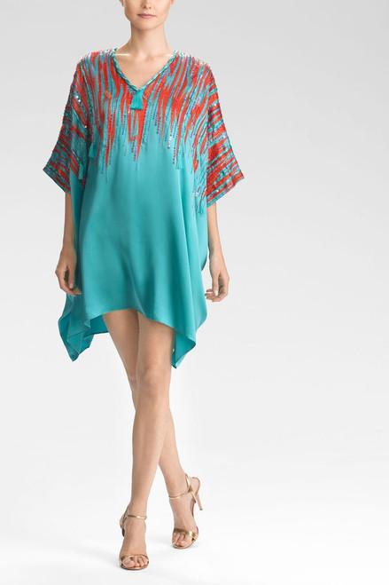 Couture Ikat Caftan