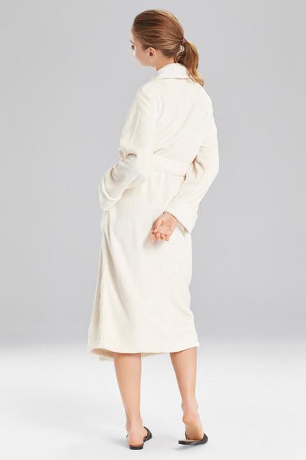 Cashmere Fleece Robe at The Natori Company