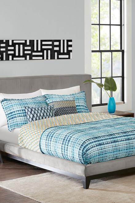 Buy Josie Breeze Reversible Quilt 5 Pc Set from