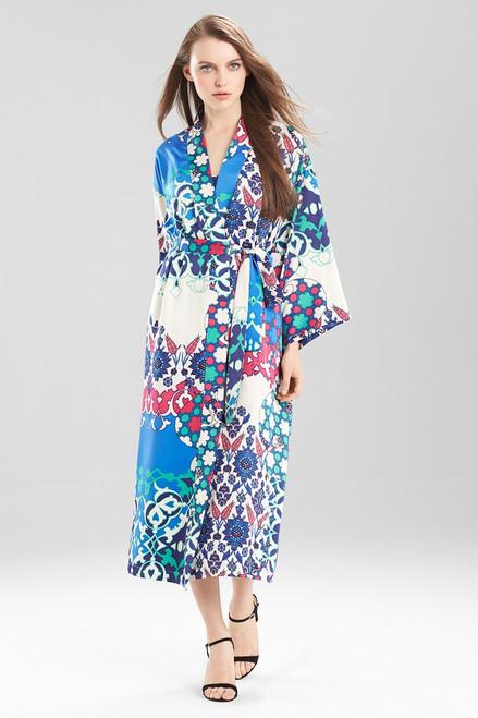 Turkish Floral Robe