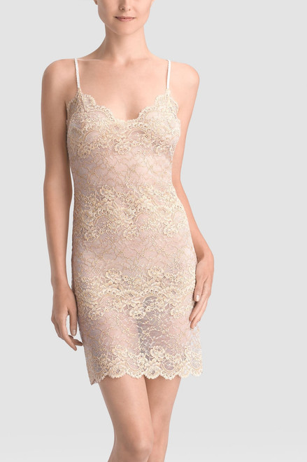 Boudoir All Over Lace Chemise