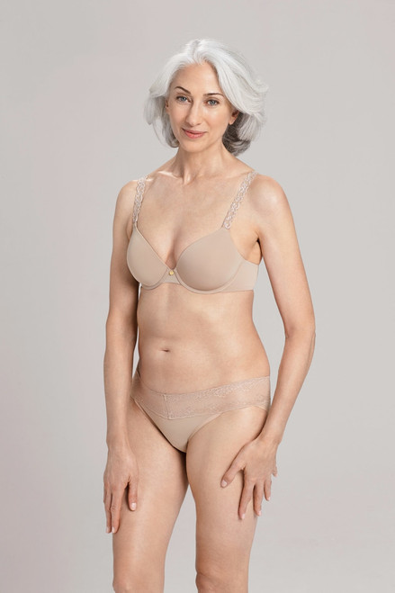 Natori Pure Luxe Full Fit Bra at The Natori Company