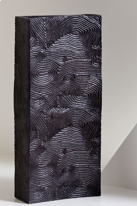 Buy Wood Grain Tall Vase from