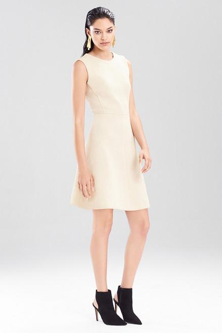 Bonded Gauze Dress