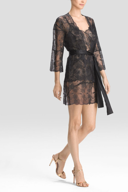 Chantilly Lace Robe