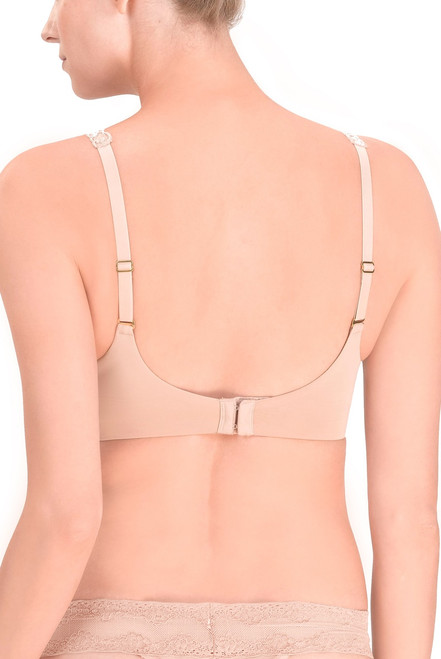 Natori Pure Luxe Soft Cup Bra at The Natori Company