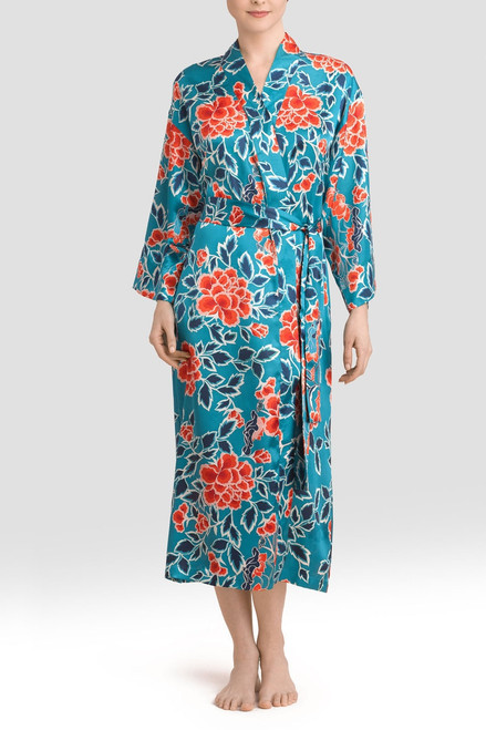 Russian Floral Robe