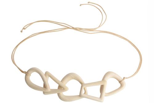 Wood Link Belt