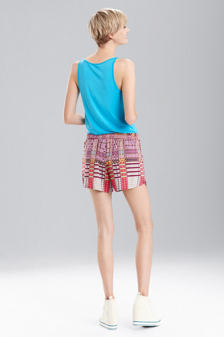 Monumental Shorts at The Natori Company