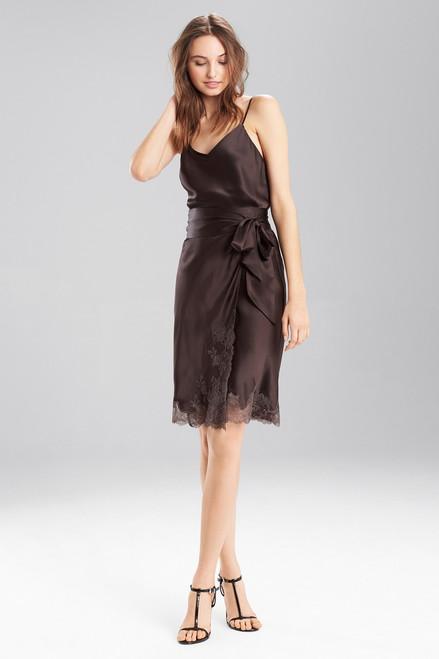 Josie Natori Lolita Wrap Skirt at The Natori Company