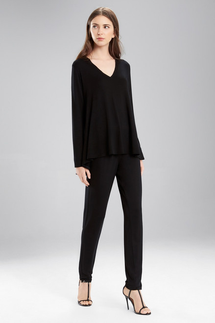 Buy Natori Lounge V-Neck Swing Top from