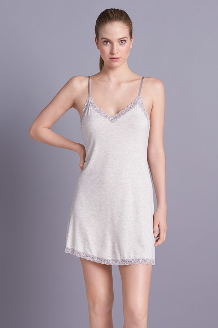 Feathers Essentials Chemise at The Natori Company