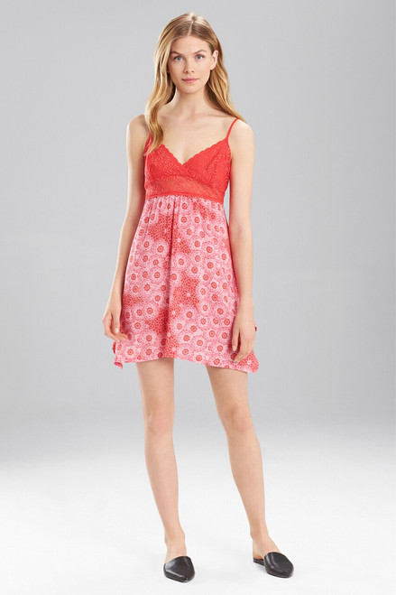 Buy Josie Challis Chemise Red Pink from