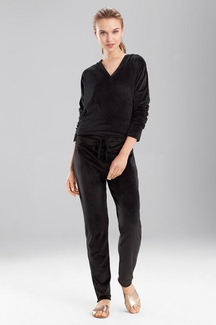 Buy N Natori Velour Lounge Pants from