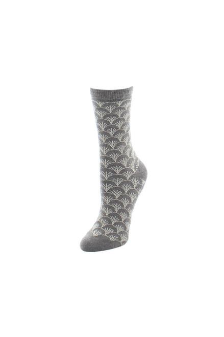 Buy Natori Fretwork Socks from