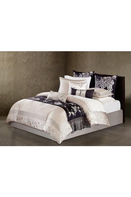 Natori Wisteria Pillow Case at The Natori Company