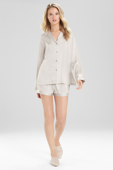 Buy Natori Feathers Satin Short PJ from