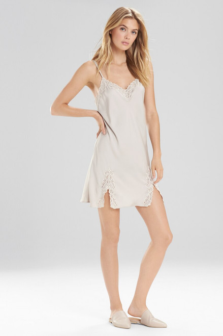 Buy Natori Feathers Satin Lace Chemise from