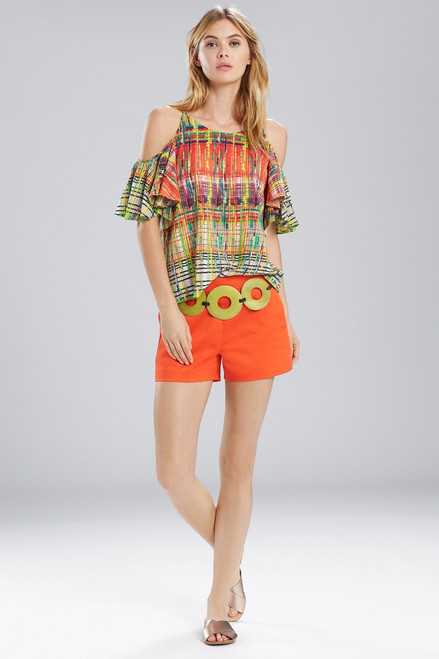 Buy Natori Jeepney and Map Cold Shoulder Camisole from