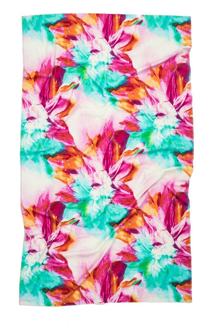 Buy Natori Floral Beach Towel from