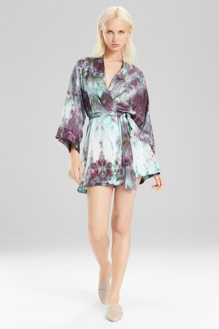 Buy Josie Natori x Upstate Lolita Wrap - Purple Multi from
