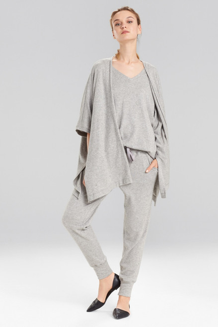 Buy N Natori Retreat Jersey Sweater Knit Topper from