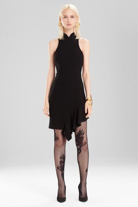 Buy Josie Natori Knit Crepe Dress from