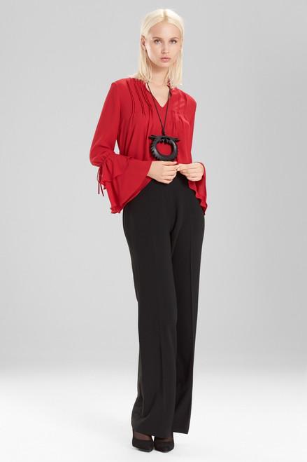 Buy Josie Natori Core Crepe Pants from