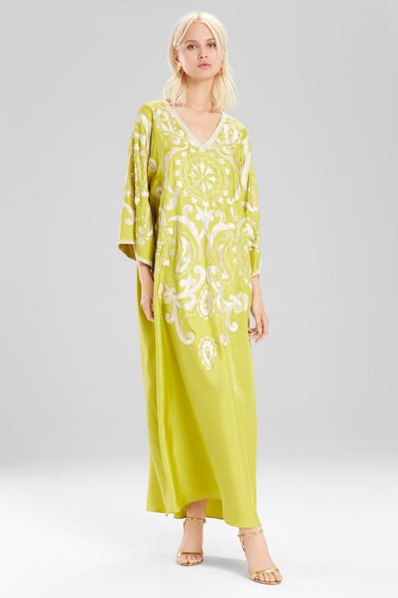 Couture Graphic Suzani Caftan