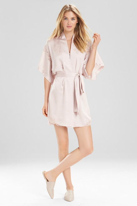 Natori Labyrinth Robe at The Natori Company