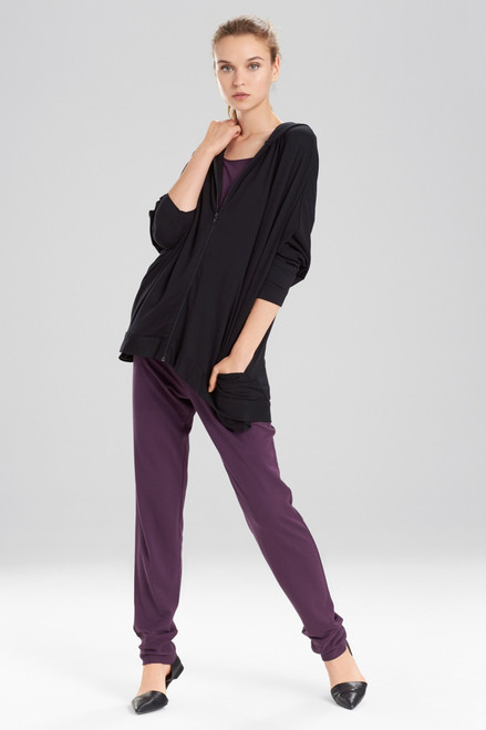Buy N Natori Everywhere French Terry Jacket from