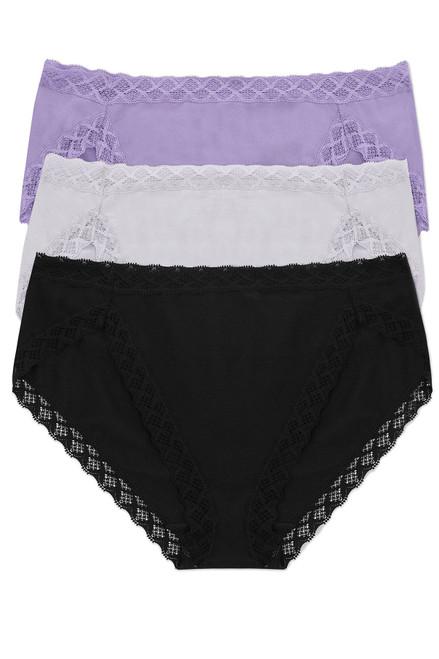 French Lilac/Mink/Black