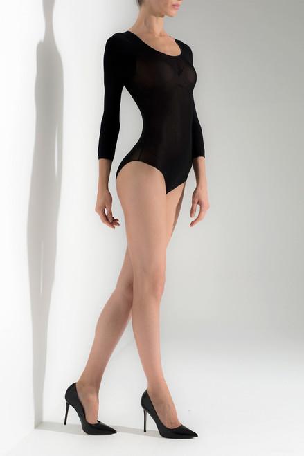 Natori Opaque Bodysuit at The Natori Company