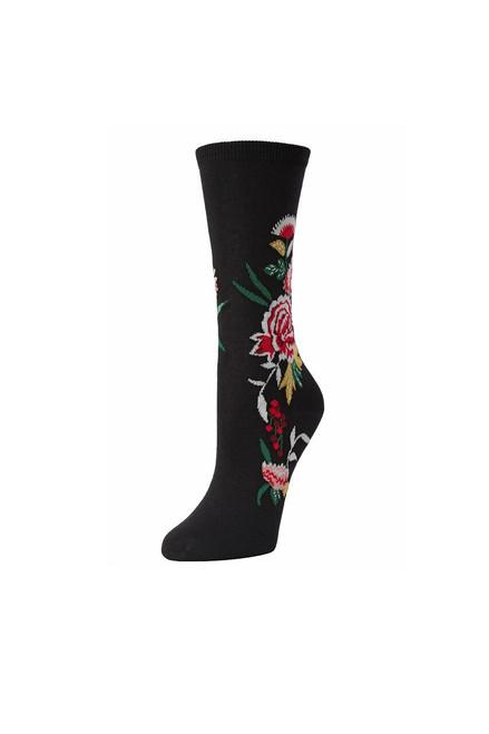 Buy Natori Midnight Garden Socks from