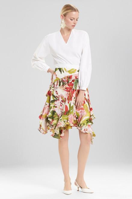 Buy Josie Natori Paradise Floral Skirt from