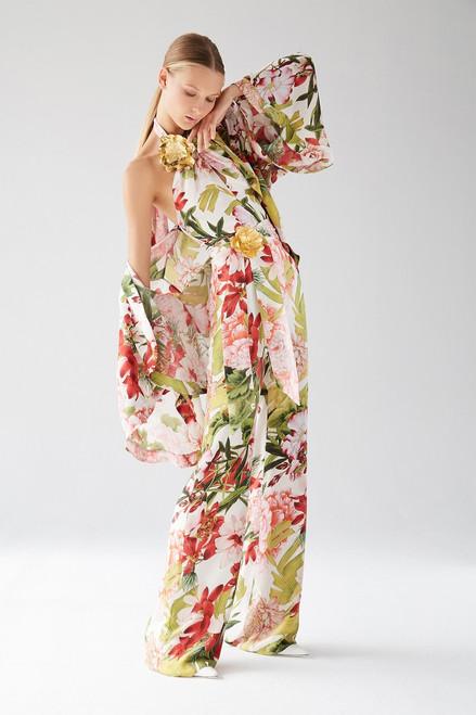 Buy Josie Natori Paradise Floral Jacket from