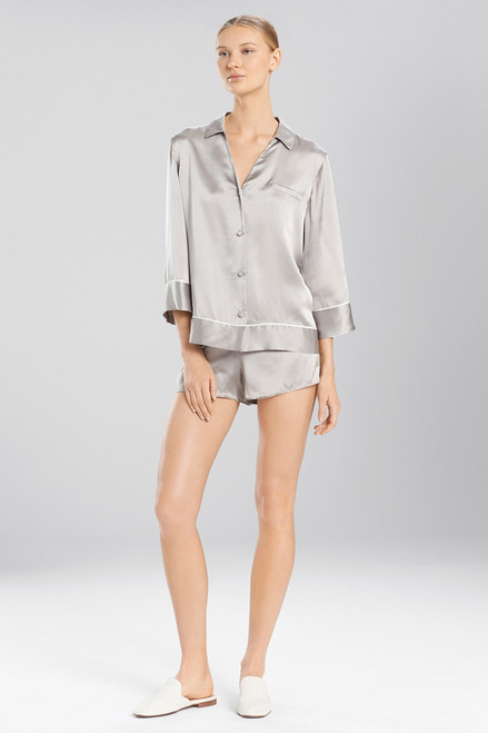 Buy Josie Natori Key 3/4 Sleeve PJ from