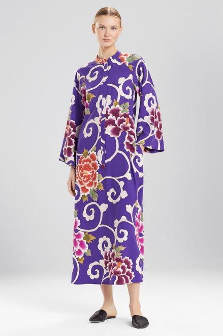 Buy Natori Samarkand Zip Caftan from